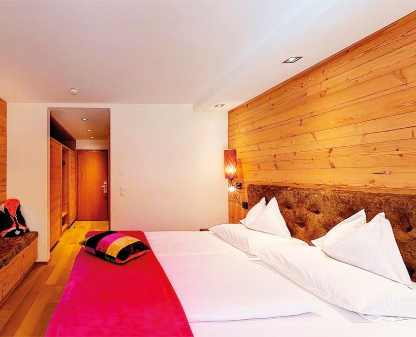 Double Room Comfort Garden - Sleeping Area