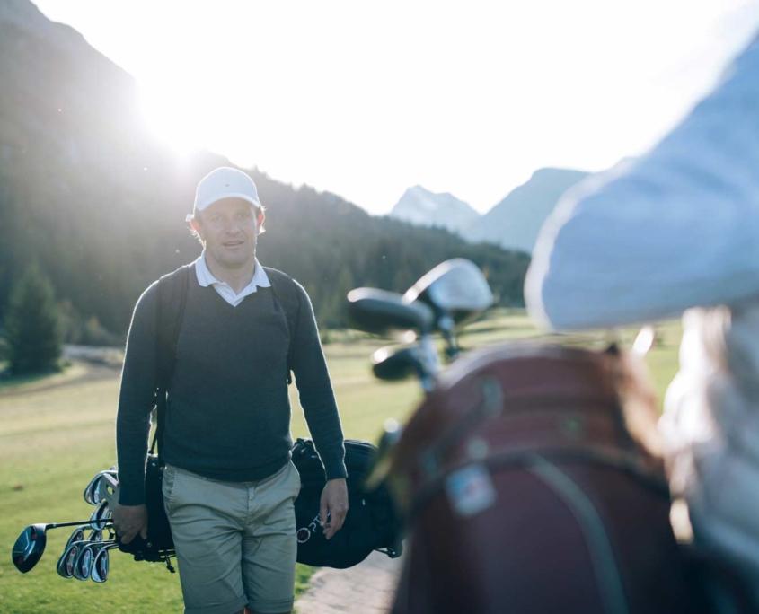 """Golfangebot """"Walch and Friends Golfturnier"""""""